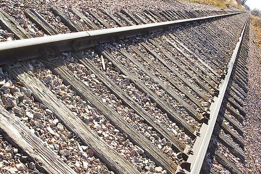 James BO  Insogna - Down the Railroad