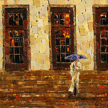 Down The Steps by Debra Hurd