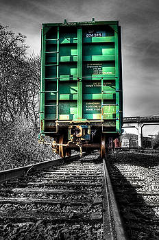Down The Tracks by Tyra OBryant