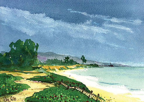 Down to the Beach by Ray Cole