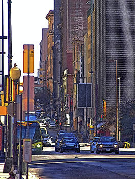 Down Town by Philip A Swiderski Jr