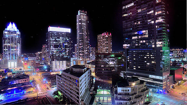 Downtown ATX by Andrew Nourse