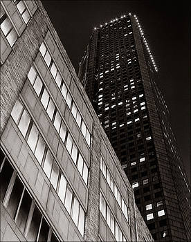 Downtown Building by Jason Kittelberger