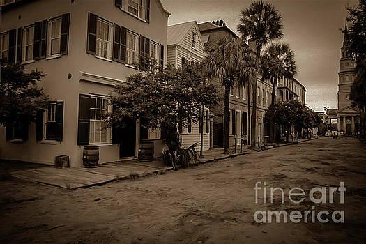 Dale Powell - Vintage Downtown Charleston South Carolina