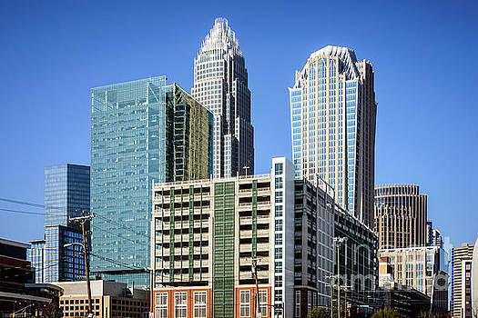 Paul Velgos - Downtown Charlotte North Carolina Buildings