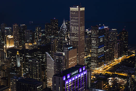 Downtown Chicago by Andrea Silies