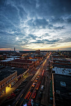 Downtown Columbia by Notley Hawkins