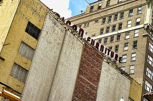 Downtown El Paso by Kevin Duke