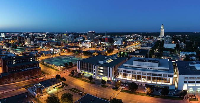 Downtown Lincoln by Mark Dahmke