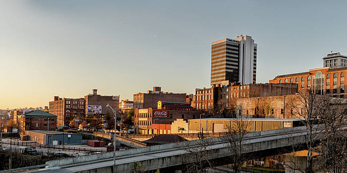 Tim Wilson - Downtown Lynchburg Golden Light