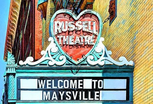 Mel Steinhauer - Downtown Maysville Kentucky # 4