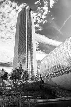 Downtown OKC by Nathan Hillis