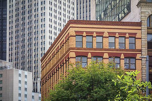 Downtown Pittsburgh by Steve Konya II