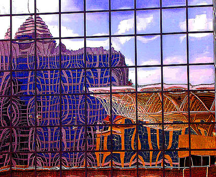 Elizabeth Hoskinson - Downtown Reflections