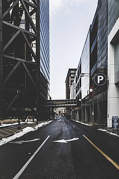 Downtown St. Louis Street Photograph by Dylan Murphy