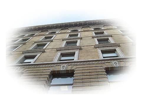 Downtown Toledo Building by Jackie Bodnar