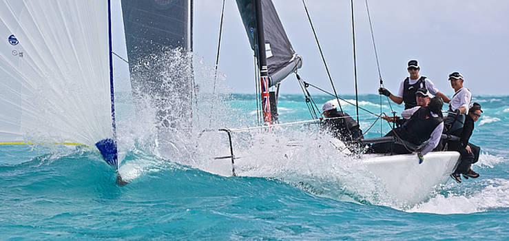 Steven Lapkin - Downwind at Key West