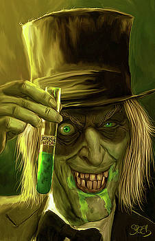 Dr Jekyll and Mr Hyde by Mark Spears