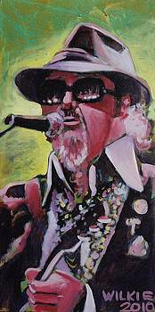 Dr. John by Andrew Wilkie
