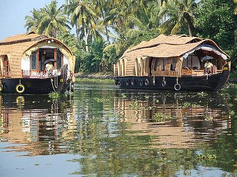 Dr Michael Duplessie MD,Kerala Backwaters by Dr Michael Duplessie MD