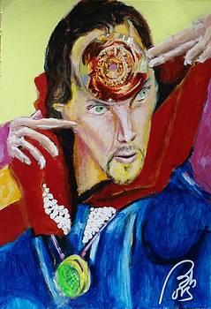 Dr. Strange by Bachmors Artist