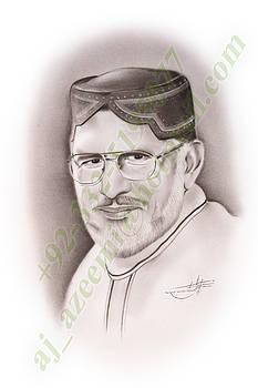 Dr Tahir Al Qadri by Asif Javed Azeemi