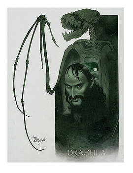 Dracula by Paul Davidson