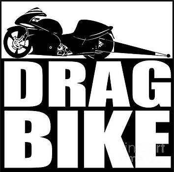 Drag Bike by Jack Norton