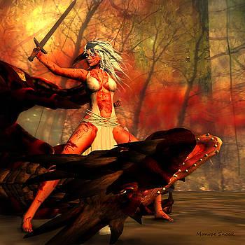 Dragon 2 by Monroe Snook