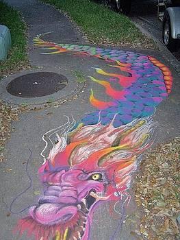 Dragon by Beka Burns