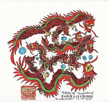 Dragon Blessings by Golden Dragon