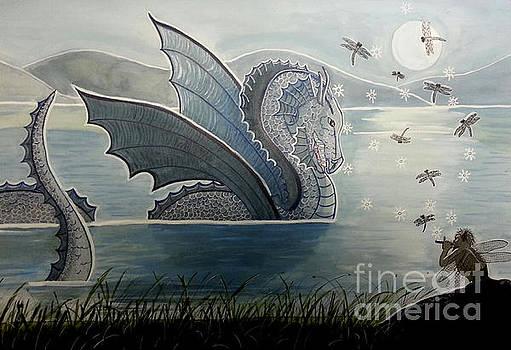 Dragon Charmer by Carol Ochs
