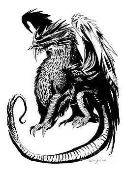 Dragon by Cristina Jaco