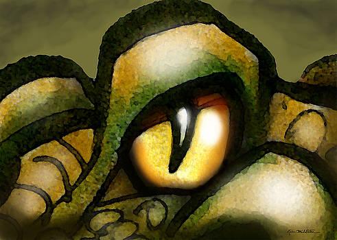 Dragon Eye by Kevin Middleton