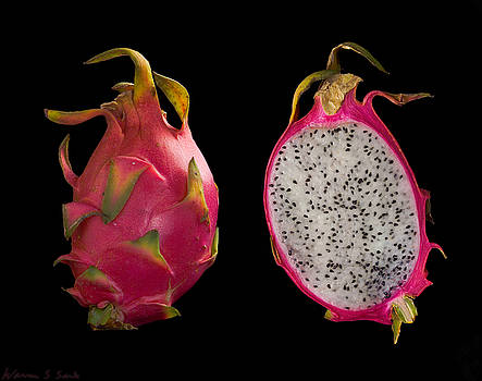 Warren Sarle - Dragon Fruit Sliced