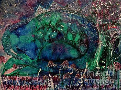 Dragon Guardian by Julie Engelhardt