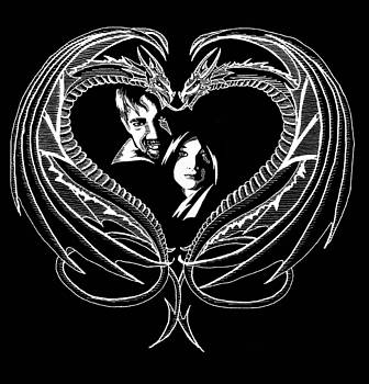 Scarlett Royal - Dragon Hearted Couple