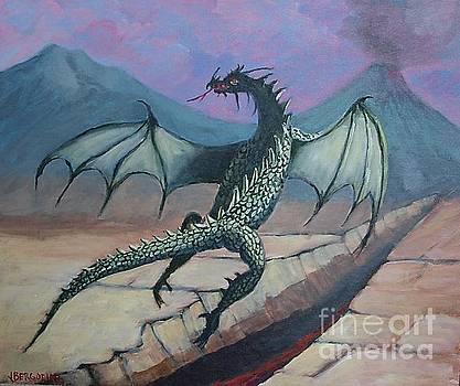 Dragon by Jean Pierre Bergoeing