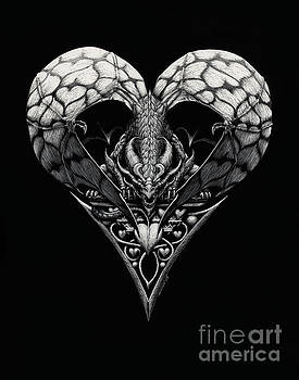 Dragon of Hearts by Stanley Morrison