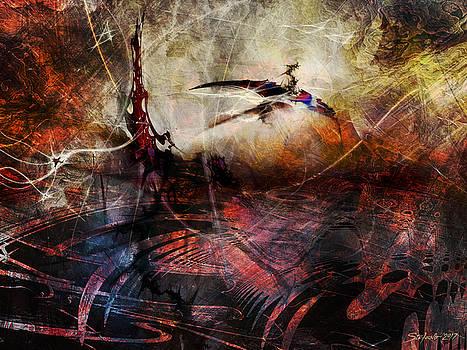 Dragon Realms VII by Stefano Popovski