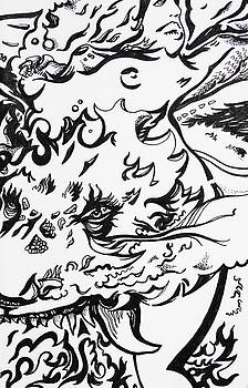 Dragon Rider by Joseph Demaree