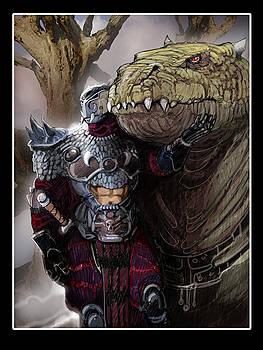 Dragon Rider02 by Roel Wielinga