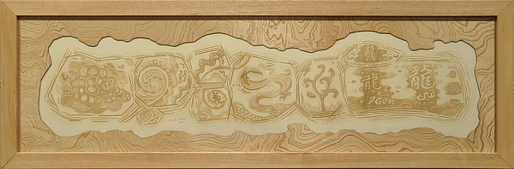 Dragon - the Spirit of Water  by Ousama Lazkani