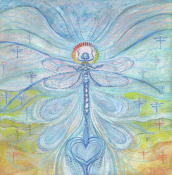 Dragonfly Blessing by Faith Nolton