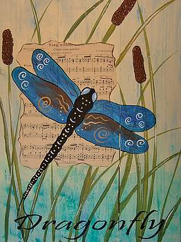 Dragonfly Song by Cindy Micklos