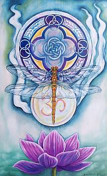Dragonfly Spirit by Diana Shively