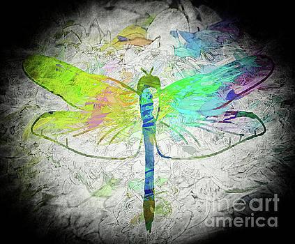 Dragonfly Wisdom by Peggy Gabrielson
