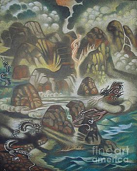Dragon's Breath by Gary Renegar
