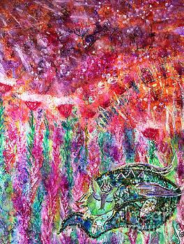 Dragon's Daydream by Julie Engelhardt