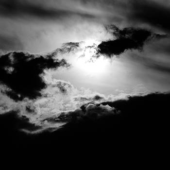 Dramatic Clouds by Trance Blackman
